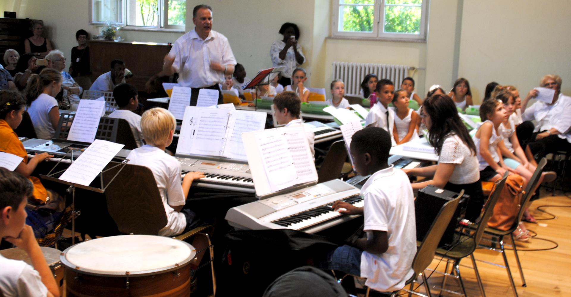 Unser Schulorchester